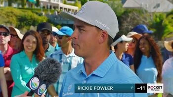 Quicken Loans Rocket Mortgage TV Spot, 'Simple Moments' Feat. Rickie Fowler - Thumbnail 3