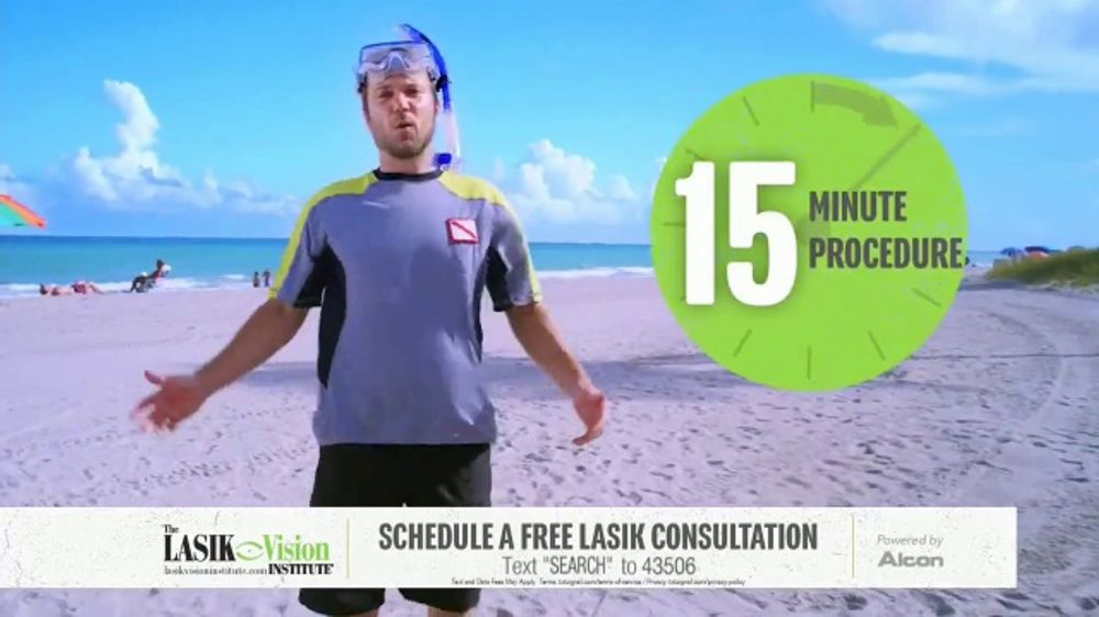 The LASIK Vision Institute TV Commercial, 'See Life Differently'