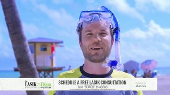 The LASIK Vision Institute TV Spot, 'See Life Differently' - Thumbnail 3