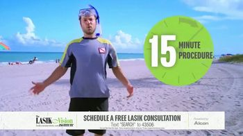 The LASIK Vision Institute TV Spot, 'See Life Differently'