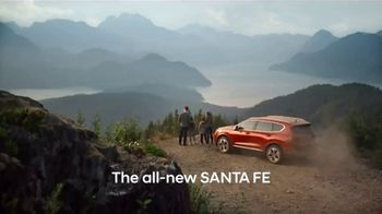 2019 Hyundai Santa Fe TV Spot, 'The Journey' [T1]