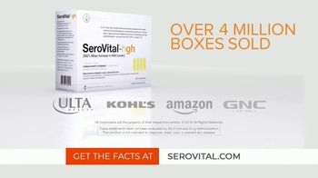 SeroVital HGH TV Spot, 'Decades Younger' - Thumbnail 4