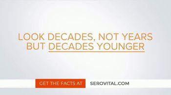 SeroVital HGH TV Spot, 'Decades Younger' - Thumbnail 3