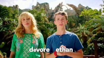 Walt Disney World TV Spot, 'Where in the WDW?: Flight of Passage' Featuring DeVore Ledridge, Ethan Wacker - 127 commercial airings