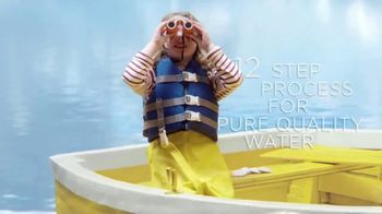 Pure Life Kids Pack TV Spot, '12-Step Bottled Water Purification Process'