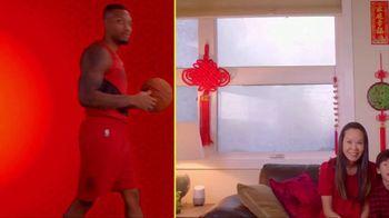 NBA TV Spot, '2019 Chinese New Year: Begin' Featuring Damian Lillard - Thumbnail 7