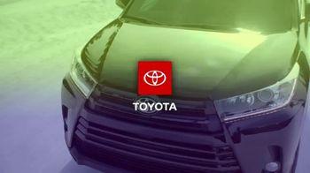 2019 Toyota Highlander TV Spot, 'Turn Up Your Comfort' [T2] - Thumbnail 1