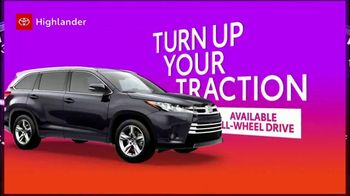 2019 Toyota Highlander TV Spot, 'Turn Up Your Comfort' [T2] - Thumbnail 4