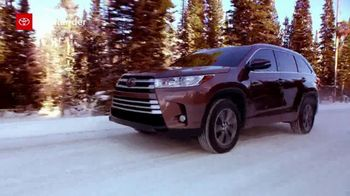 2019 Toyota Highlander TV Spot, 'Turn Up Your Comfort' [T2] - Thumbnail 5