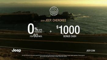 Jeep Presidents Day Sales Event TV Spot, 'Surf California: Cherokee' [T2] - Thumbnail 8