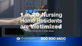 Hughes & Coleman TV Spot, 'Nursing Home Residents Are Victimized'