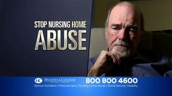 Hughes & Coleman TV Spot, 'Nursing Home Residents Are Victimized' - Thumbnail 4