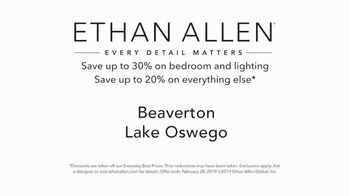 Ethan Allen TV Spot, 'Celebrate the Difference' - Thumbnail 10