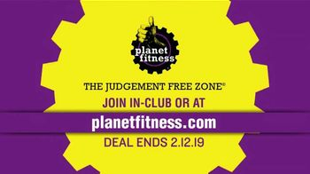Planet Fitness Zero Down Black Card Sale TV Spot, 'No Commitment' - Thumbnail 10