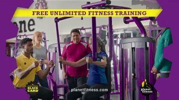 Planet Fitness Zero Down Black Card Sale TV Spot, 'No Commitment' - Thumbnail 5