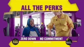 Planet Fitness Zero Down Black Card Sale TV Spot, 'No Commitment' - Thumbnail 8