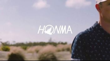Honma Golf TV Spot, 'Get Better' Featuring Justin Rose - Thumbnail 9