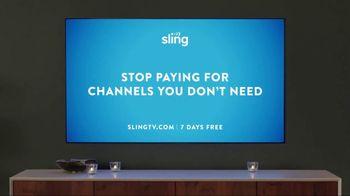 Sling TV Spot, 'Mood: Savings' Featuring Nick Offerman, Megan Mullally - Thumbnail 9