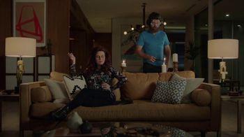 Sling TV Spot, 'Mood: SVOD' Featuring Nick Offerman, Megan Mullally - Thumbnail 2