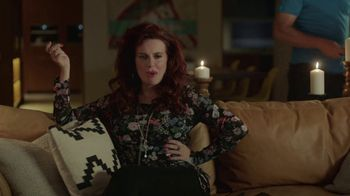 Sling TV Spot, 'Mood: SVOD' Featuring Nick Offerman, Megan Mullally - 34 commercial airings