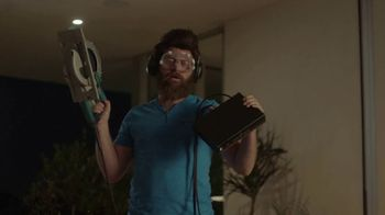 Sling TV Spot, 'Mood: SVOD' Featuring Nick Offerman, Megan Mullally - Thumbnail 4