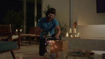 Sling TV Spot, 'Mood: SVOD' Featuring Nick Offerman, Megan Mullally - Thumbnail 6