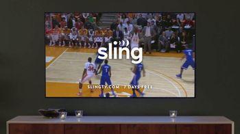 Sling TV Spot, 'Mood: SVOD' Featuring Nick Offerman, Megan Mullally - Thumbnail 9