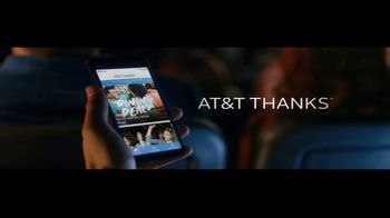 AT&T THANKS App TV Spot, 'Appreciation' - Thumbnail 2