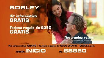 Bosley TV Spot, 'Cabello real' [Spanish] - Thumbnail 8