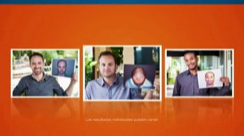 Bosley TV Spot, 'Cabello real' [Spanish]