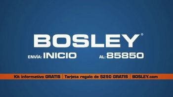 Bosley TV Spot, 'Cabello real' [Spanish] - Thumbnail 3