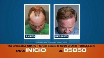 Bosley TV Spot, 'Cabello real' [Spanish] - Thumbnail 6