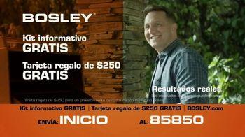 Bosley TV Spot, 'Cabello real' [Spanish] - Thumbnail 7