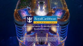 Royal Caribbean Cruise Lines TV Spot, 'Start Wandering: Kids Sail Free' Song by Mapei - Thumbnail 10