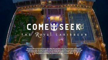Royal Caribbean Cruise Lines TV Spot, 'Start Wandering: Kids Sail Free' Song by Mapei - Thumbnail 9