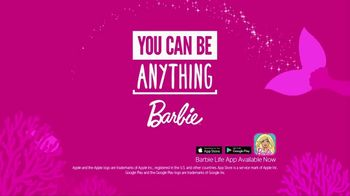 Barbie Dreamtopia Sparkle Lights Mermaid TV Spot, 'So Magical' - Thumbnail 9