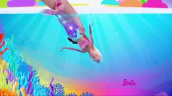 Barbie Dreamtopia Sparkle Lights Mermaid TV Spot, 'So Magical' - Thumbnail 3
