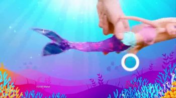Barbie Dreamtopia Sparkle Lights Mermaid TV Spot, 'So Magical' - Thumbnail 4