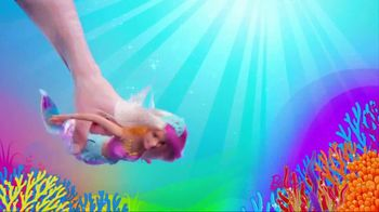 Barbie Dreamtopia Sparkle Lights Mermaid TV Spot, 'So Magical' - Thumbnail 6