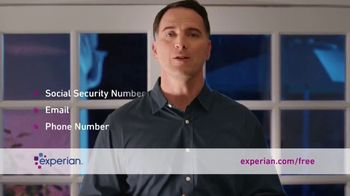 Experian Dark Web Triple Scan TV Spot, 'Protect Your Information'