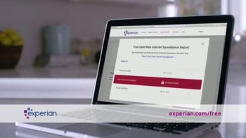 Experian Dark Web Triple Scan TV Spot, 'Protect Your Information' - Thumbnail 6