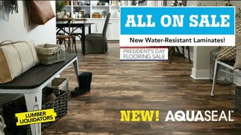 Lumber Liquidators Presidents Day Flooring Sale TV Spot, 'Tax Refund' - Thumbnail 5