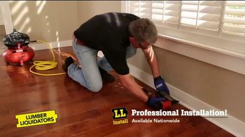 Lumber Liquidators Presidents Day Flooring Sale TV Spot, 'Tax Refund' - Thumbnail 7