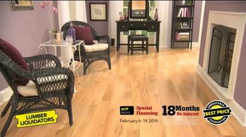 Lumber Liquidators Presidents Day Flooring Sale TV Spot, 'Tax Refund' - Thumbnail 8