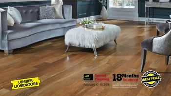 Lumber Liquidators Presidents Day Flooring Sale TV Spot, 'Tax Refund' - Thumbnail 9