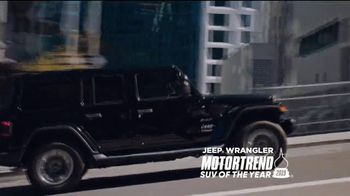 Jeep Presidents Day Sales Event TV Spot, 'Most-Awarded: 2019 Grand Cherokee Laredo' [T2] - Thumbnail 5