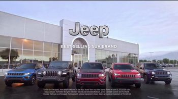 Jeep Presidents Day Sales Event TV Spot, 'Most-Awarded: 2019 Grand Cherokee Laredo' [T2]