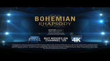 DIRECTV Cinema TV Spot, 'Bohemian Rhapsody' - Thumbnail 8