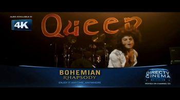 DIRECTV Cinema TV Spot, 'Bohemian Rhapsody' - Thumbnail 1