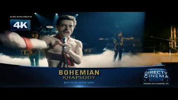 DIRECTV Cinema TV Spot, 'Bohemian Rhapsody'